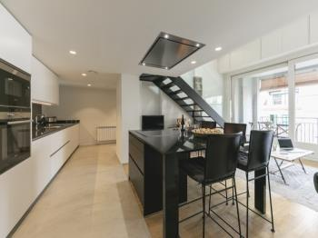 Rambla Penthouse - Appartement in Girona